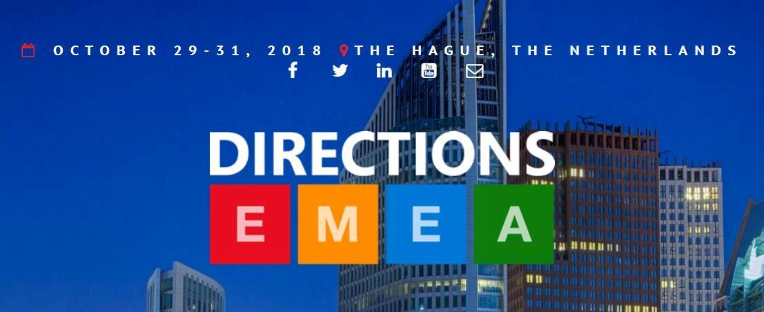 Meet Dynamicweb at Directions EMEA 2018