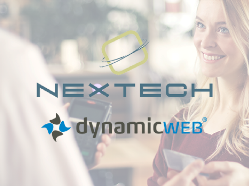 New partnership between Nextech and Dynamicweb