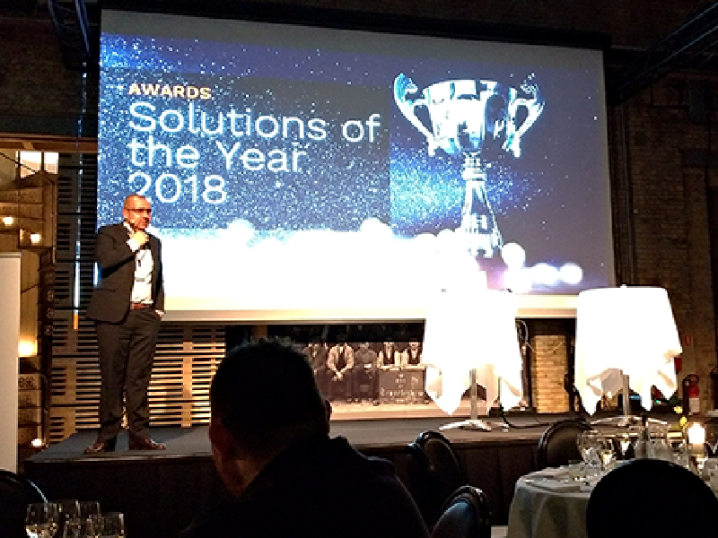 Dynamicweb Solutions and Partners of the Year 2018