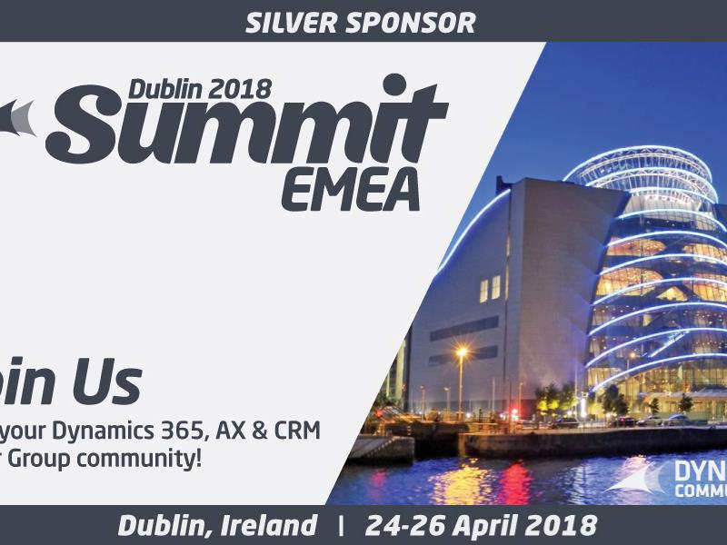 Dynamicweb Proudly Sponsors Summit EMEA