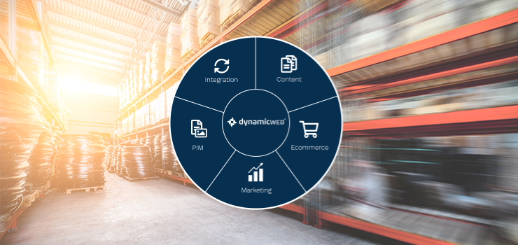 How Dynamicweb offers a comprehensive and integrated PIM solution